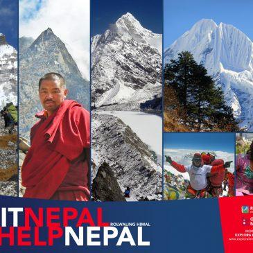 VISIT NEPAL TO HELP NEPAL, l'aiuto arriva dall'Explora e dal Parco del Gran Sasso