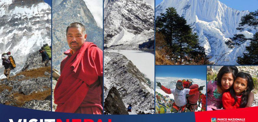 visit Nepal to help Nepal - Percorso Bonatti Gran Sasso Himalaya