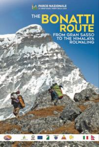 Cartina Percorso Bonatti Parco del Gaurishankar Himalaya