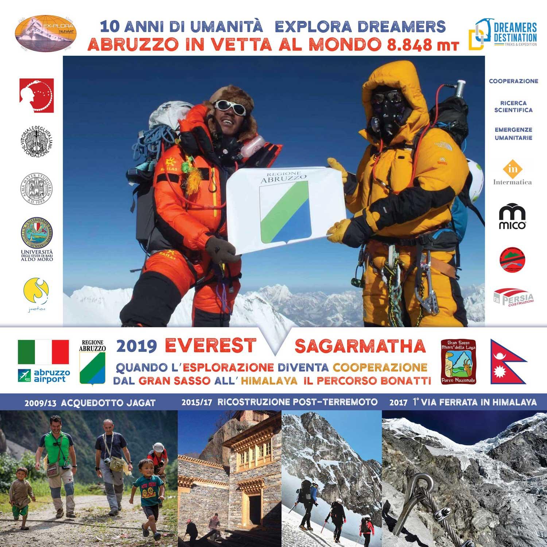 explora limits 10 anni di umanità per gli sherpa