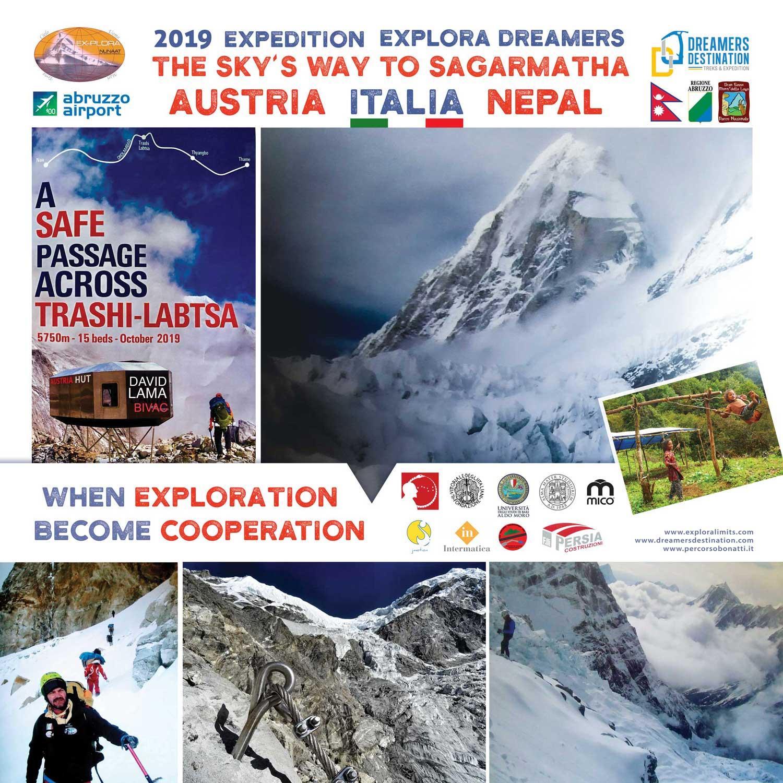 Rifugio più alto Himalaya