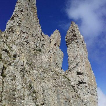 Le TORRI NASCOSTE | Monte CORVO Gran Sasso d'Italia