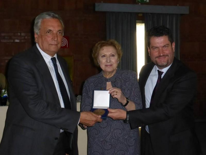 Percorso Bonatti Premiazione Medaglia Presidente Repubblica Parco Gran Sasso e Monti della Laga Davide Peluzzi
